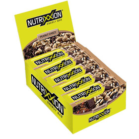 Nutrixxion Energy Riegel Box 25 x 55g Erdnuss Schoko